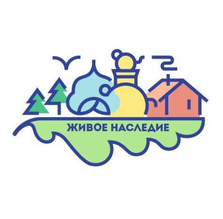 "Логотип проекта ""Живое наследие"""
