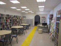Селивановская Центральная районная библиотека до ремонта