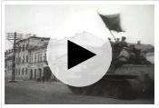 Курская битва (июль-август 1943 гг.) - фрагменты кинохроники