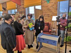 Открытие модельной библиотеки