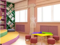 Визуализация игровой комнаты